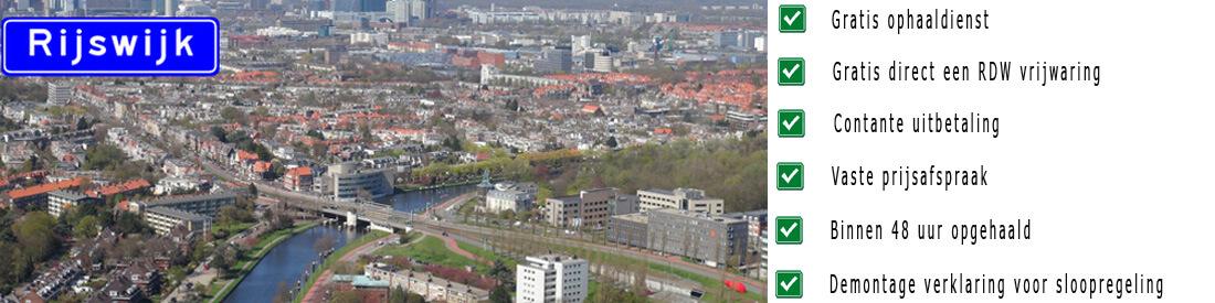 Autosloop Rijswijk