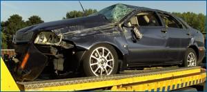 Autosloop Lisse schade